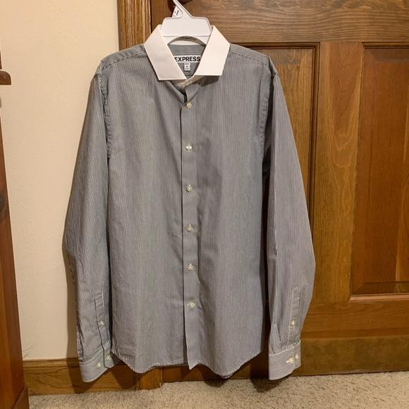 Express Other - Express Men's Dress Shirt